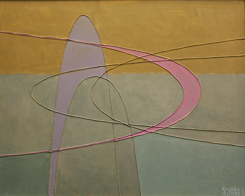 """Catenary Series #2"" 1999"